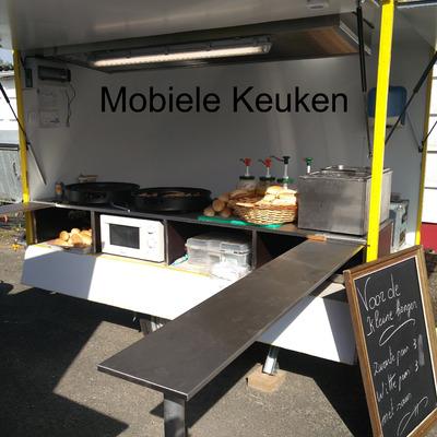 mobiele keuken